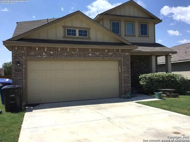 5622 Ivans Farm, San Antonio, TX 78244 (MLS #1558549) :: Santos and Sandberg