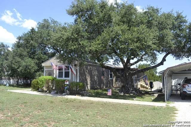 261 Pr 1514, Bandera, TX 78003 (MLS #1558555) :: Exquisite Properties, LLC