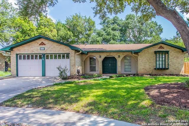 5915 Forest Rim St, San Antonio, TX 78240 (MLS #1558613) :: EXP Realty