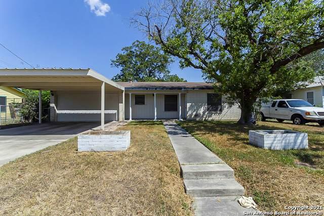 2922 Holly Hill Dr, San Antonio, TX 78222 (MLS #1558730) :: Santos and Sandberg