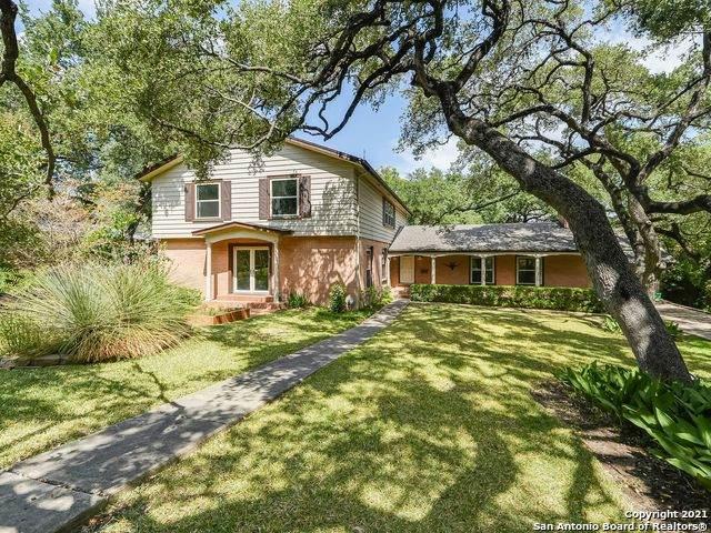 227 Oak Park Dr, San Antonio, TX 78209 (MLS #1558734) :: The Glover Homes & Land Group
