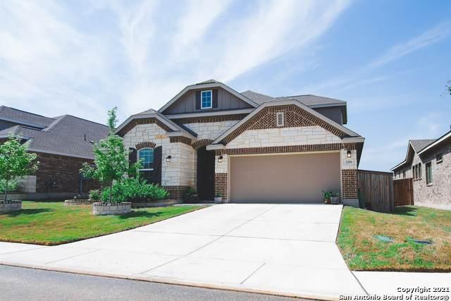 2201 Cullum Park, San Antonio, TX 78253 (MLS #1558739) :: The Glover Homes & Land Group
