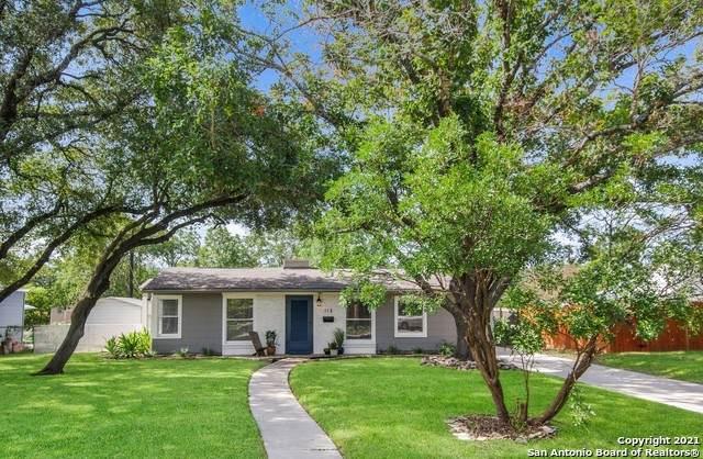 112 Wellesley Blvd, San Antonio, TX 78209 (MLS #1558796) :: EXP Realty