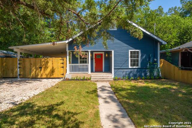 117 Mebane St, San Antonio, TX 78223 (MLS #1558815) :: Real Estate by Design
