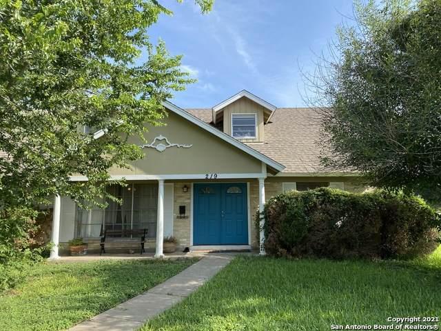 219 Gettysburg Rd, San Antonio, TX 78228 (MLS #1558836) :: The Glover Homes & Land Group