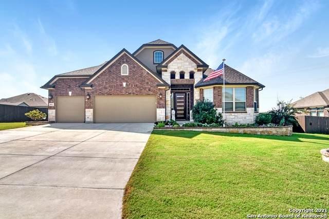 4012 Harvest Cyn, Marion, TX 78124 (MLS #1558851) :: Santos and Sandberg