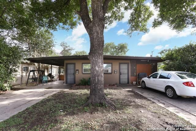 1604 W Hollywood Ave, San Antonio, TX 78201 (MLS #1558878) :: Santos and Sandberg