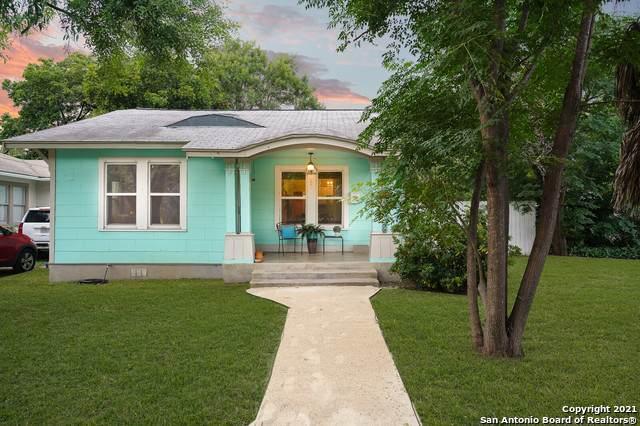 803 W Lynwood Ave, San Antonio, TX 78212 (MLS #1558940) :: The Glover Homes & Land Group