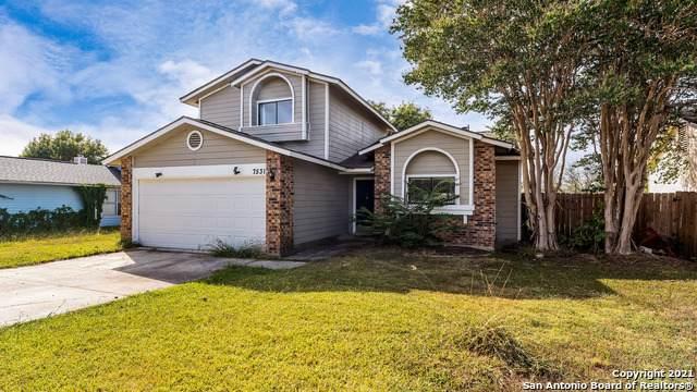7531 Longing Trail, San Antonio, TX 78244 (MLS #1559004) :: Texas Premier Realty