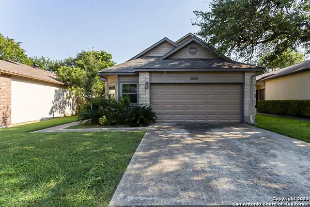 2838 Village Pkwy, San Antonio, TX 78251 (MLS #1559032) :: The Lopez Group