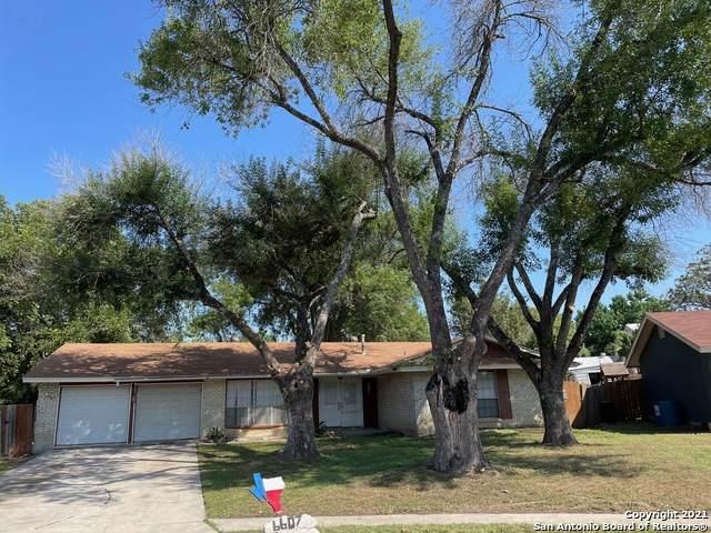 6607 Benhill, San Antonio, TX 78239 (MLS #1559137) :: The Glover Homes & Land Group