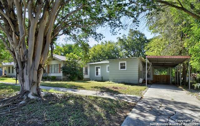 1140 W Huisache Ave, San Antonio, TX 78201 (MLS #1559140) :: The Gradiz Group