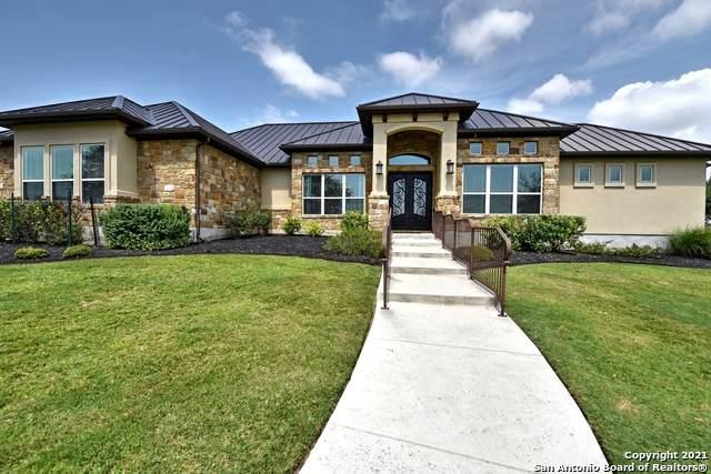 1155 Provence Pl, New Braunfels, TX 78132 (MLS #1559149) :: Carter Fine Homes - Keller Williams Heritage