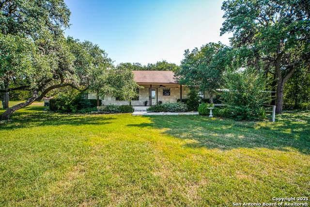 124 Pleasant Valley Dr, Boerne, TX 78006 (MLS #1559151) :: EXP Realty