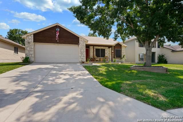 1627 Sunshine Peak, New Braunfels, TX 78130 (MLS #1559157) :: Texas Premier Realty