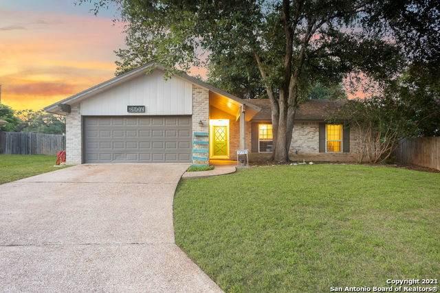 2607 Lone Summit St, San Antonio, TX 78247 (MLS #1559171) :: EXP Realty