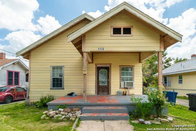114 Dilworth St, San Antonio, TX 78203 (MLS #1559190) :: The Mullen Group | RE/MAX Access