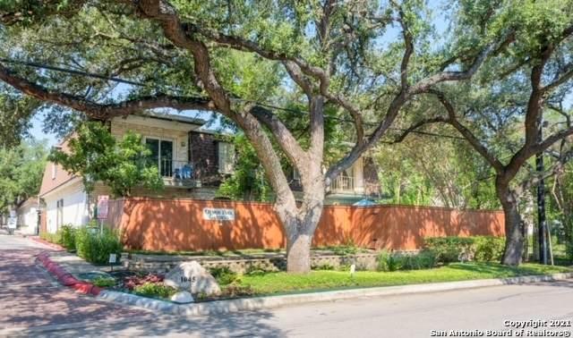 1045 Shook Ave 104A, San Antonio, TX 78212 (MLS #1559205) :: Concierge Realty of SA