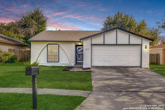 6410 Ridge Creek Dr, San Antonio, TX 78233 (MLS #1559253) :: The Gradiz Group