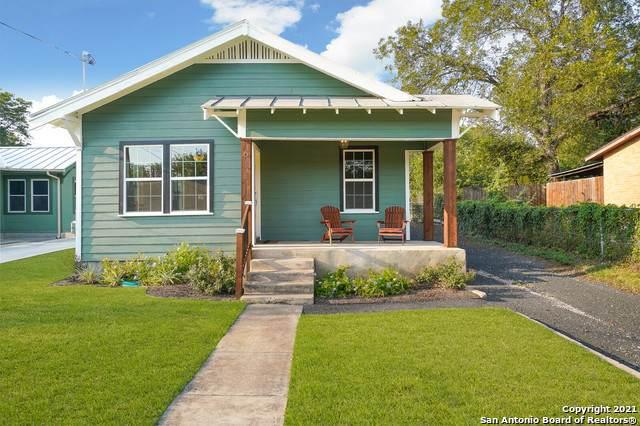 611 Sandmeyer St, San Antonio, TX 78208 (MLS #1559293) :: Texas Premier Realty