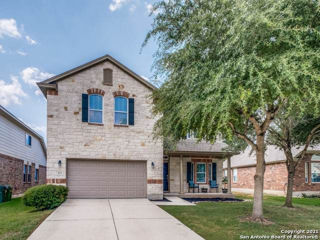 212 Bison Ln, Cibolo, TX 78108 (MLS #1559296) :: The Mullen Group | RE/MAX Access