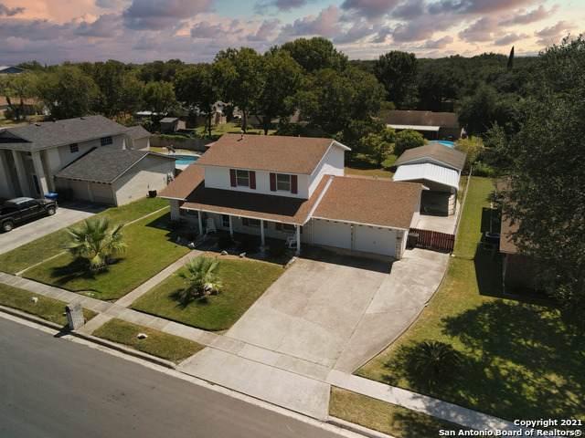 4350 Springview Dr, San Antonio, TX 78222 (MLS #1559327) :: Phyllis Browning Company