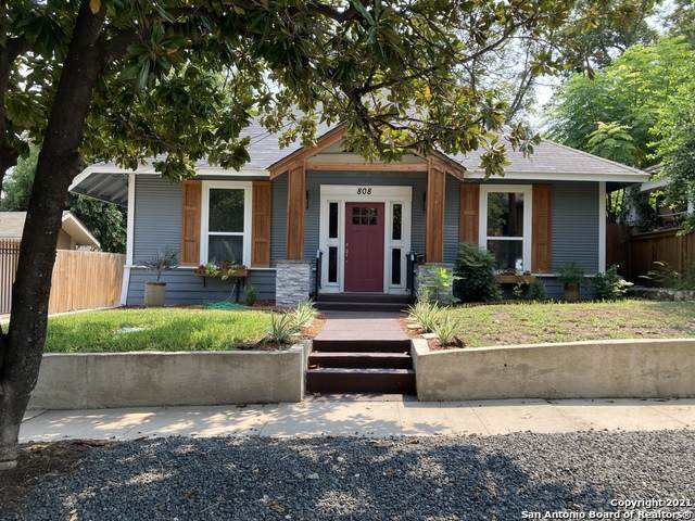 808 W Mulberry Ave, San Antonio, TX 78212 (MLS #1559374) :: The Glover Homes & Land Group