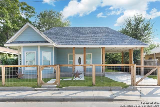 416 Furnish Ave, San Antonio, TX 78204 (MLS #1559405) :: The Lugo Group