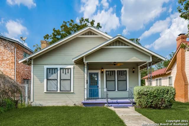 511 E Courtland Pl, San Antonio, TX 78212 (MLS #1559415) :: Texas Premier Realty