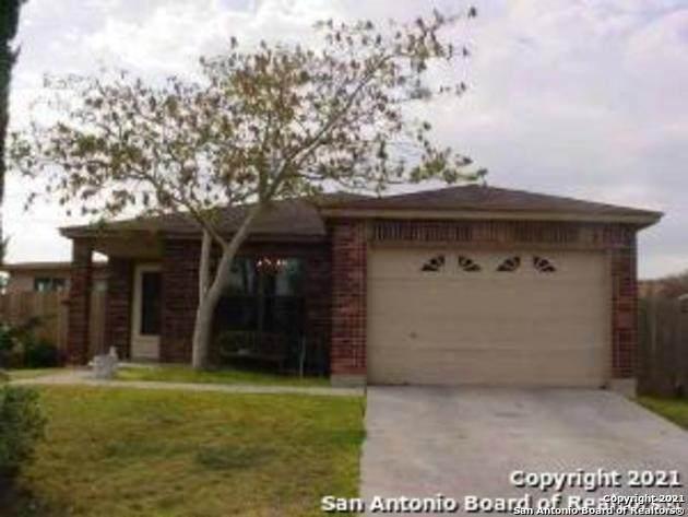 6872 Columbia Ridge Dr, Converse, TX 78109 (MLS #1559431) :: Exquisite Properties, LLC