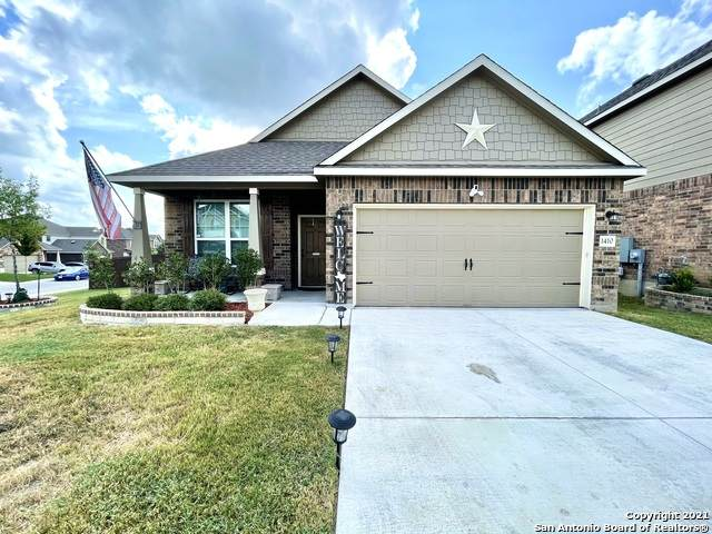 1410 Polydora, San Antonio, TX 78245 (MLS #1559468) :: Alexis Weigand Real Estate Group