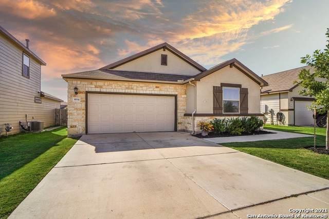 3934 Legend Woods, New Braunfels, TX 78130 (MLS #1559487) :: The Gradiz Group