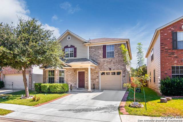 7706 Dusty Diamond, San Antonio, TX 78249 (MLS #1559513) :: Texas Premier Realty