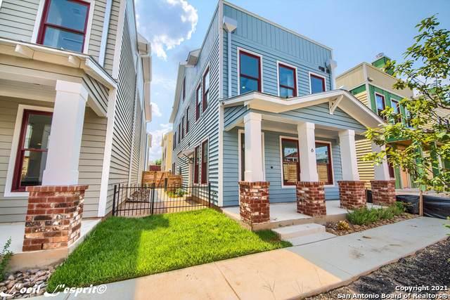 311 BLDNG10 E Evergreen, San Antonio, TX 78212 (MLS #1559520) :: Concierge Realty of SA