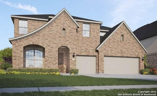 135 Newcourt Pl, Boerne, TX 78006 (MLS #1559521) :: Beth Ann Falcon Real Estate