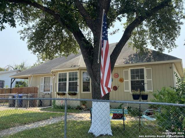 1120 Fenfield Ave, San Antonio, TX 78211 (MLS #1559573) :: Alexis Weigand Real Estate Group