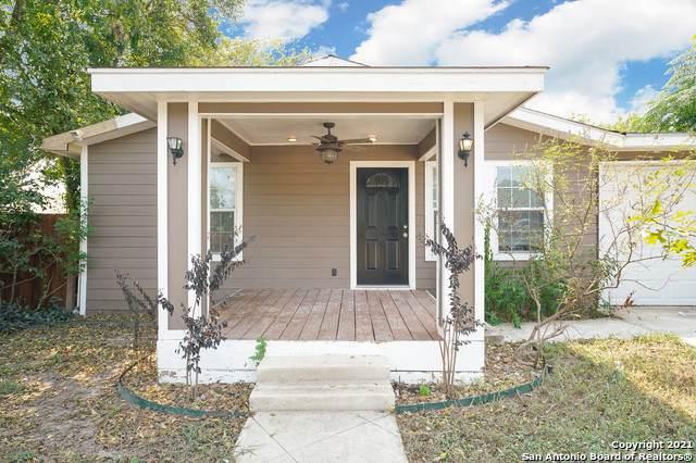 316 Amaya, San Antonio, TX 78237 (MLS #1559605) :: Vivid Realty