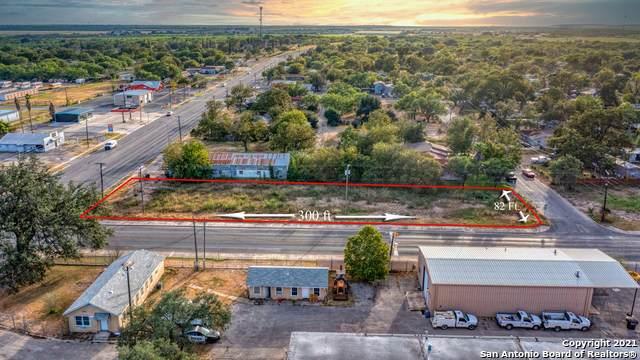 0 W Main And Benson Rd, Uvalde, TX 78801 (MLS #1559619) :: Concierge Realty of SA