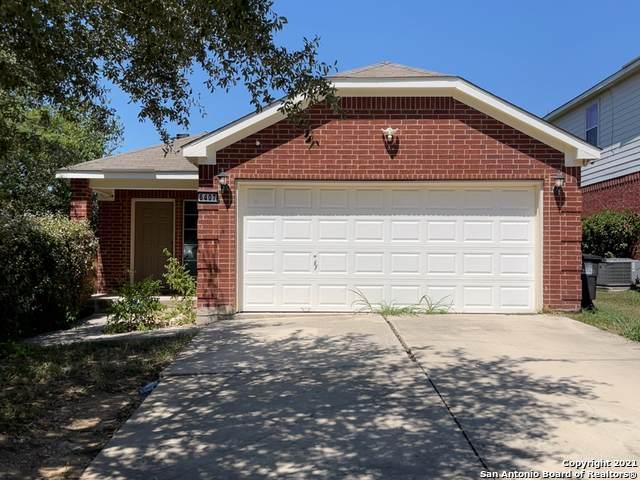 6407 Ithaca Frst, San Antonio, TX 78239 (MLS #1559642) :: JP & Associates Realtors