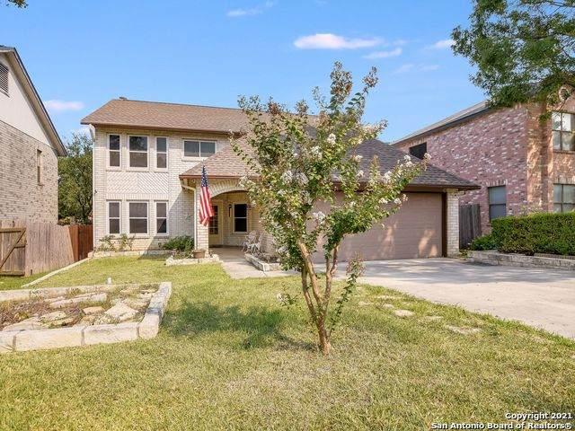 4615 Ironweed, San Antonio, TX 78247 (MLS #1559648) :: Carter Fine Homes - Keller Williams Heritage