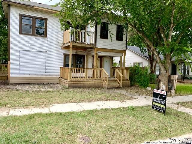 1034 Hammond Ave, San Antonio, TX 78210 (MLS #1559656) :: Alexis Weigand Real Estate Group