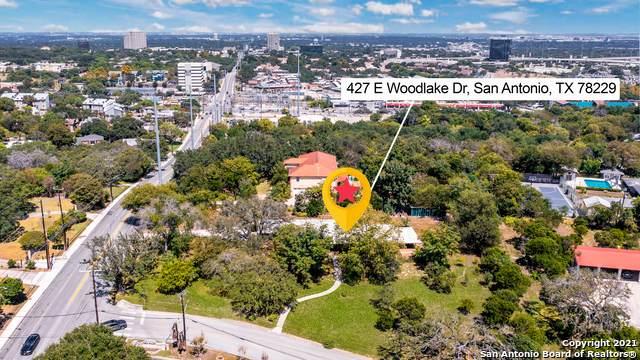 427 E Woodlake Dr, San Antonio, TX 78229 (MLS #1559664) :: Carter Fine Homes - Keller Williams Heritage