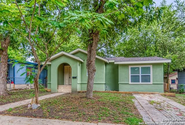 122 Adrian Dr, San Antonio, TX 78213 (MLS #1559682) :: EXP Realty