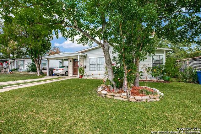 459 E Vestal Pl, San Antonio, TX 78221 (MLS #1559784) :: Exquisite Properties, LLC