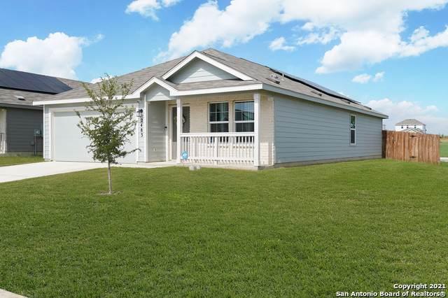 2483 Pechora Pipit, New Braunfels, TX 78130 (MLS #1559819) :: Concierge Realty of SA