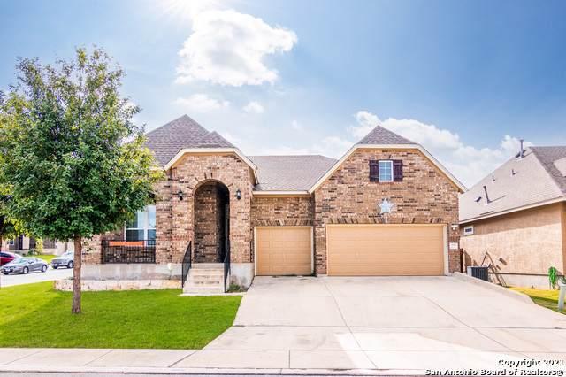 535 Blocker Ranch, San Antonio, TX 78245 (MLS #1559823) :: Santos and Sandberg