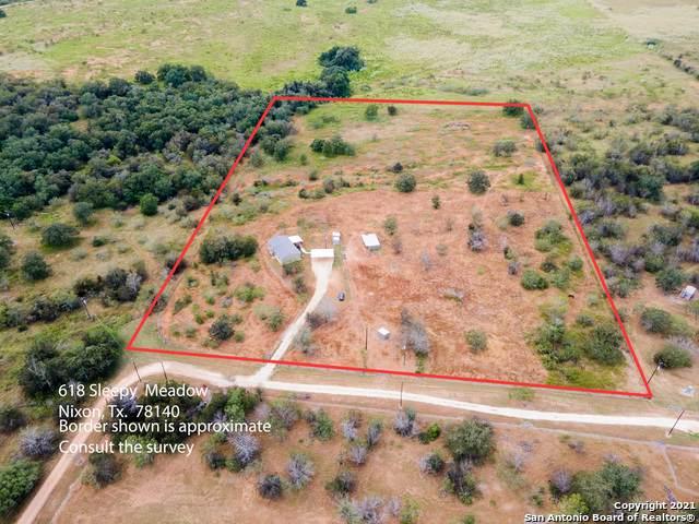 618 Sleepy Meadows, Nixon, TX 78140 (MLS #1559892) :: The Lopez Group