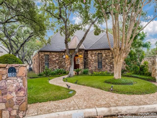 108 La Rue Ann Ct, Castle Hills, TX 78213 (MLS #1559905) :: Santos and Sandberg