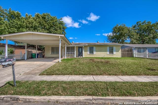 7631 Westfield Blvd, San Antonio, TX 78227 (MLS #1559906) :: Phyllis Browning Company