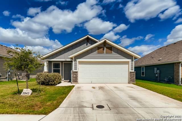 3943 Legend Meadows, New Braunfels, TX 78130 (MLS #1559982) :: Concierge Realty of SA